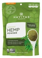 Navitas Organics - Raw Hemp Protein Powder Certified Organic - 12 oz.