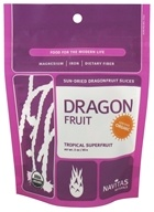 Navitas Naturals - Organic Dragon Fruit Slices - 3 oz., from category: Health Foods