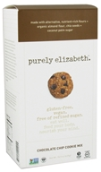 Image of Purely Elizabeth - Cookie Mix Chocolate Chip - 15.5 oz.