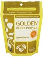 Navitas Naturals - Organic Golden Berry Powder - 3 oz.
