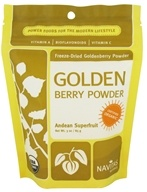 Image of Navitas Naturals - Organic Golden Berry Powder - 3 oz.