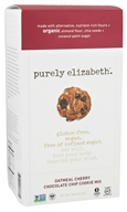 Purely Elizabeth - Cookie Mix Oatmeal Cherry Chocolate Chip - 1 lb., from category: Health Foods