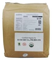 Nutiva - Organic Coconut Flour - 25 lbs., from category: Health Foods