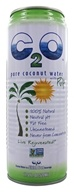 C2O - Pure Coconut Water with Pulp - 17.5 oz., from category: Health Foods