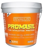 Rivalus - Promasil Milk Chocolate - 4 lbs., from category: Sports Nutrition