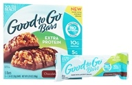 Image of South Beach Diet - Good To Go Bars Chocolate - 5 Bars