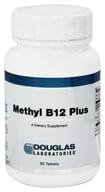 Image of Douglas Laboratories - Methyl B12 Plus - 90 Tablets