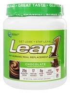Nutrition 53 - Lean1 Performance Shake Chocolate - 1.3 lbs., from category: Sports Nutrition