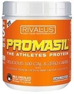 Rivalus - Promasil Milk Chocolate - 375 Grams, from category: Sports Nutrition