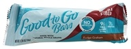 South Beach Diet - Good to Go Cereal Bars Extra Fiber Fudge Graham - 5 Bars