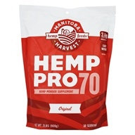 Manitoba Harvest - Hemp Pro 70 - 2 lbs., from category: Health Foods