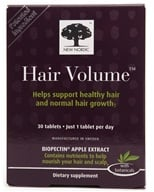 Image of New Nordic - Hair Volume - 30 Tablets