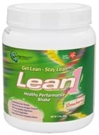 Nutrition 53 - Lean1 Performance Shake Strawberry - 1.2 lbs., from category: Sports Nutrition