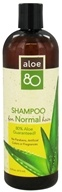 Lily Of The Desert - Aloe 80 Shampoo Normal Hair - 16 oz. (026395057214)