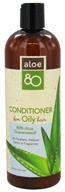 Lily Of The Desert - Aloe 80 Conditioner Oily Hair - 16 oz.