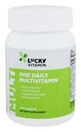 LuckyVitamin - One Daily Multivitamin - 130 Tablets OVERSTOCKED, from category: Vitamins & Minerals