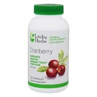 LuckyVitamin - Cranberry 850 mg. - 100 Capsules by LuckyVitamin