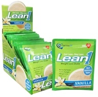 Image of Nutrition 53 - Lean1 Performance Shake Vanilla - 15 x 1.8 oz. Packets - CLEARANCED PRICED
