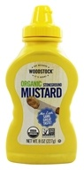 Image of Woodstock Farms - Organic Stoneground Mustard - 8 oz.