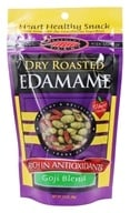 SeaPoint Farms - Edamame Dry Roasted Goji Blend - 3.5 oz., from category: Health Foods