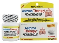 TRP Company - Asthma Therapy - 70 Tablet(s), from category: Homeopathy