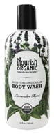 Image of Nourish - Organic Body Wash Lavender Mint - 10 oz.