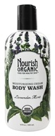 Nourish - Organic Body Wash Lavender Mint - 10 oz.