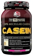 4 Dimension Nutrition - 100% Micellar Casein Strawberry - 2 lbs. CLEARANCED PRICED, from category: Sports Nutrition