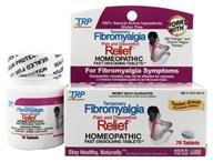 TRP Company - Temporary Fibromyalgia Pain and Discomfort Relief - 70 Tablet(s), from category: Homeopathy