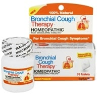 TRP Company - Bronchial Cough Therapy - 70 Tablet(s), from category: Homeopathy