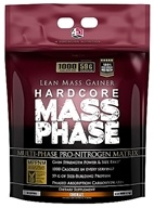 4 Dimension Nutrition - Hardcore Mass Phase Lean Mass Gainer Chocolate - 10 lbs., from category: Sports Nutrition