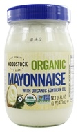 Woodstock Farms - Organic Mayonnaise - 16 oz. - $5.39