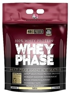 4 Dimension Nutrition - 100% Whey Protein Whey Phase Vanilla - 10 lbs. (856036003078)