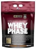 4 Dimension Nutrition - 100% Whey Protein Whey Phase Chocolate - 10 lbs., from category: Sports Nutrition