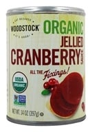 Woodstock Farms - Organic Jellied Cranberry Sauce - 14 oz., from category: Health Foods