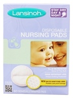Lansinoh - Disposable Nursing Pads - 60 Pad(s) (044677202657)
