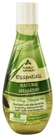 Clearly Natural - Shampoo Natural For Oily, Tangled Hair - 12 oz. (087052724009)