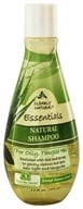 Clearly Natural - Shampoo Natural For Oily, Tangled Hair - 12 oz. - $5.29