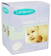 Image of Lansinoh - Disposable Nursing Pads Ultra-Soft - 36 Pad(s)