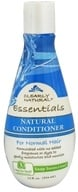 Clearly Natural - Conditioner Natural For Normal Hair - 12 oz. CLEARANCED PRICED