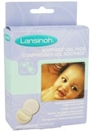 Image of Lansinoh - Soothies Gel Pads for Sore Nipples - 2 Pad(s)