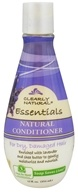 Clearly Natural - Conditioner Natural For Dry, Damaged Hair - 12 oz. CLEARANCED PRICED