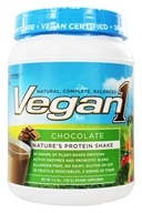 Nutrition 53 - Vegan1 Protein Shake Chocolate - 1.6 lbs. by Nutrition 53