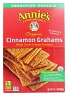 Annie's Homegrown - Organic Cinnamon Grahams - 14.4 oz. (013562000517)