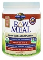 Image of Garden of Life - Raw Meal Beyond Organic Snack and Meal Replacement Vanilla Spiced Chai - 1.2 lbs.