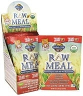 Image of Garden of Life - Raw Meal Beyond Organic Snack and Meal Replacement Vanilla Spiced Chai - 10 x 2.8 oz. Packets
