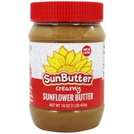Image of Sunbutter - Sunflower Seed Spread Creamy - 16 oz.
