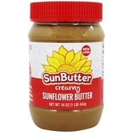Sunbutter - Sunflower Seed Spread Creamy - 16 oz. by Sunbutter