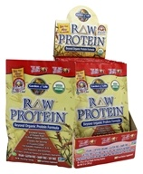 Garden of Life - Raw Protein Beyond Organic Protein Formula Vanilla Spiced Chai - 15 x .79 oz. Packets by Garden of Life