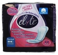 Image of Elyte - Incontinence Pads Normal - 24 Pad(s)
